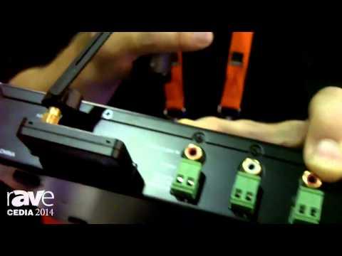 CEDIA 2014: Peerless-AV Introduces the PeerSound 80S-100B