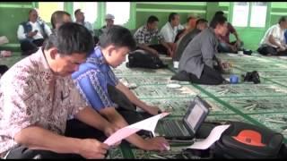 Demonstrasi Cara Pengolahan Ikan, Pembuatan Pakan dan Budidaya Lele Sistem Bioflock
