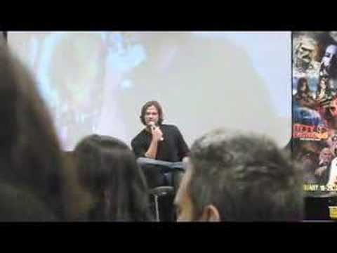 Jared at Fangoria Austin: Working with Sandy Video