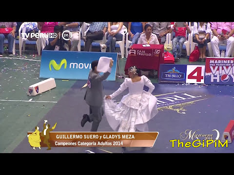 FINAL ADULTOS 2014 ( HD ) - 54 CONCURSO NACIONAL DE MARINERA 2014