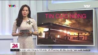 Chuyển động 24h - Trưa ngày 17/01/2019. Truyền hình Việt Nam