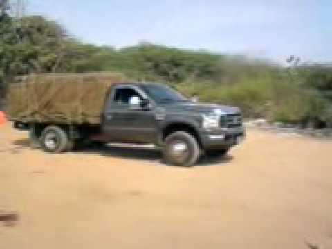 Venezuela f 350 Triton.3gp