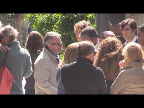 Familiares y figuras del cine despiden al actor Federico Luppi en Buenos Aires