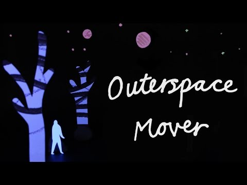 Tom Rosenthal - Outerspace Mover Cover Album