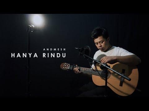 Download Hanya Rindu - Andmesh Acoustic Cover by Rusdi Mp4 baru