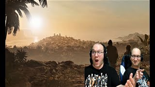 TRAPPED! Reacting to the First 15 Minutes of Shadow of the Tomb Raider!