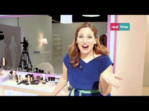 CLIO MAKE UP su Real Time