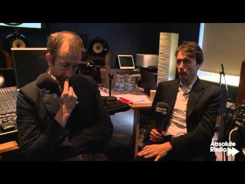 Exclusive Suede interview live from Abbey Road 2013
