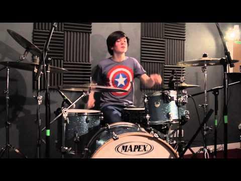 Paramore, Ignorance - Drum Cover video