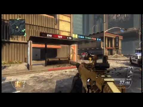 Gold Scorpion Black Ops 2 Call of Duty:black Ops 2