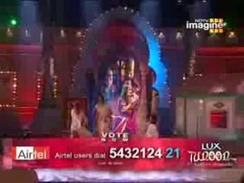 Singer Kalpana in NDTV Imagine Junoon