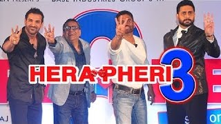 Hera Pheri 3 Official Trailer 2016 New Upcoming Movie   YouTube