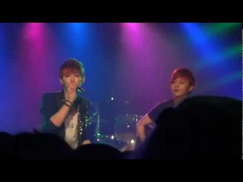 120511 HanByul (LED Apple) Solo Jason Mraz I won't give up