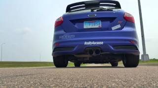 Focus ST Straight Pipe Revs
