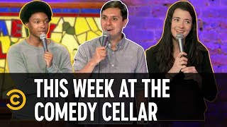 Going to Chuck E. Cheese on Acid & A Tax for Hot People - This Week at the Comedy Cellar