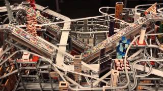 Metropolis II at LACMA - Extreme Hot Wheels Playset