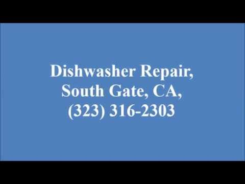 Dishwasher Repair, South Gate, CA, (323) 316-2303