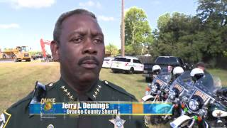 Orange County Update - Deputy Brandon Coates Community Park Groundbreaking Ceremony