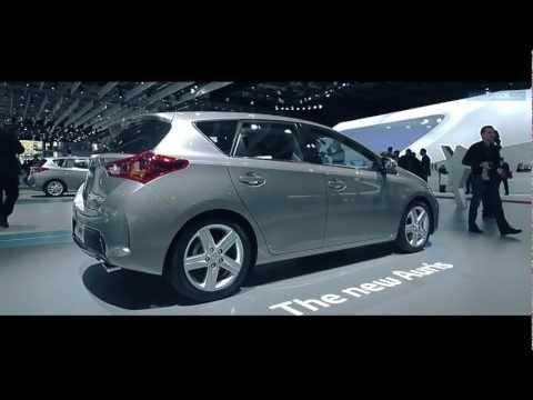 Toyota Auris, обзор