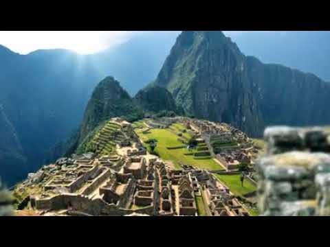 Reisen und Entertainment Machu Picchu