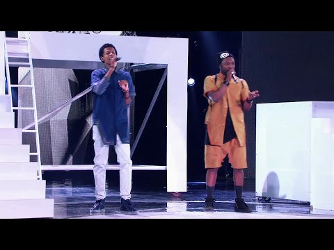 Will.I.Am and Cody Wise Perform It's My Birthday | The Voice Australia 2014