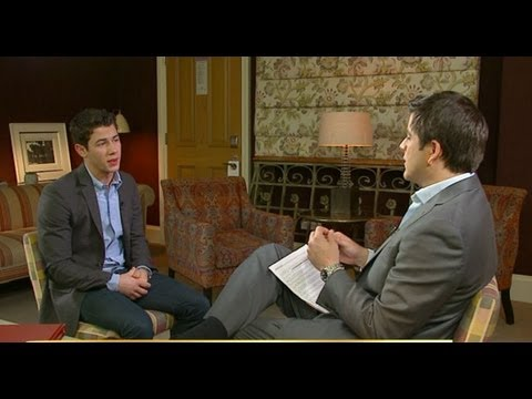 Nick Jonas Loses Temper, Destroys iPad in Interview With ABC s Josh Elliott:  Punk d  on  GMA