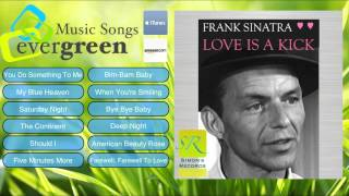 Frank Sinatra   Love Is A KIck Remastered Full Album