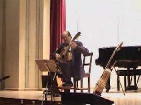 adagio Albinoni Kertsopoulos 3-2-1 course guitar