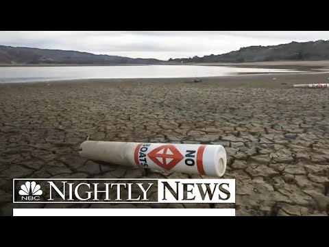 California Drought: Strict Water Limitations Issued | NBC Nightly News