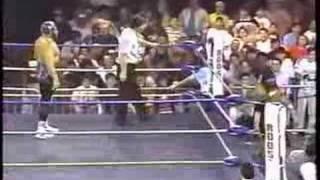 Clash of the Champions X Cactus Jack vs Mil Mascaras