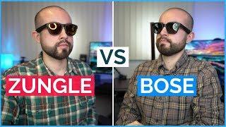 Bose Frames vs Zungle Viper Sunglasses - Which Are The Best Audio Sunglasses?