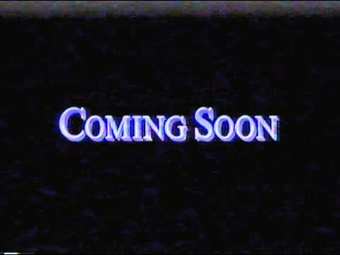 Buena Vista Home Entertainment (UK) - Coming Soon - VHS UK 1995
