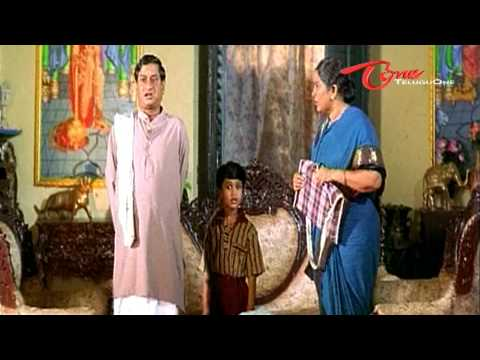 Telugu Comedy Scene Between MS Narayana - Annapurna
