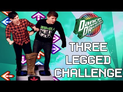 THREE-LEGGED DDR CHALLENGE