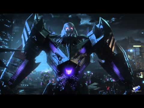 Trailer del juego Transformers Fall of Cybertron