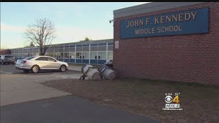 Student Stabbed During Fight Inside Woburn School