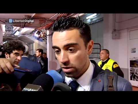 """Xavi: """"El resultado es un poco impostor"""""""