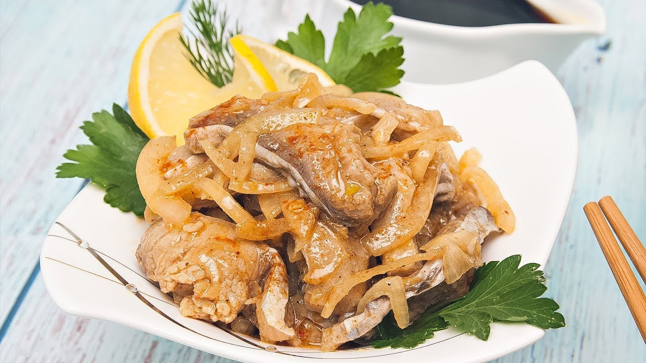 Рецепт салата хе из рыбы