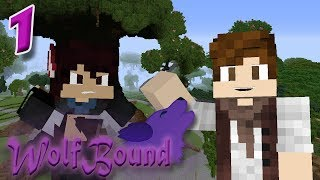 BROTHERLY LOVE | WolfBound [S1 Ep.1 Minecraft Roleplay]