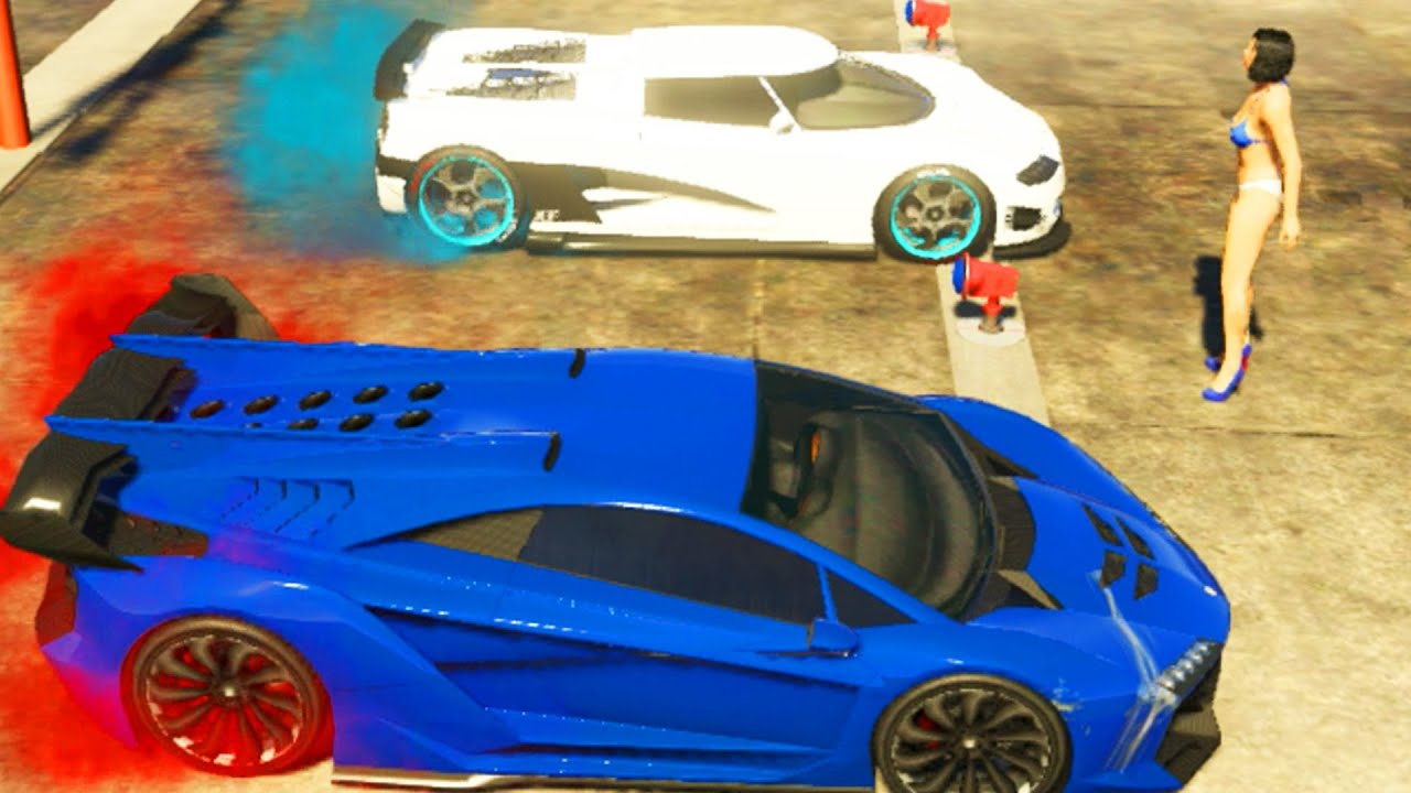 Gta Online Zentorno Vs Adder Entity Xf Amp More High Life Update Youtube