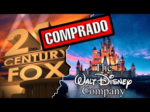 ¡Disney compró FOX!
