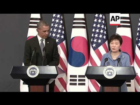 South Korean president comments on fears of 4th North Korean nuclear test