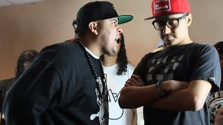 AHAT Convention Rap Battle | Scheme vs Lex D | Las Vegas vs Inland Empire