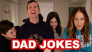EVERY DAD JOKE EVER!! - Try Not To Laugh Compilation