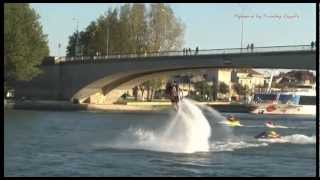 Flyboard® by Franky Zapata Jetcross tour Avignon 2012