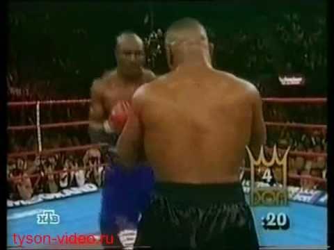 Майк Тайсон - Эвандер Холифилд 1 ч.3 Mike Tyson vs Evander Holyfield