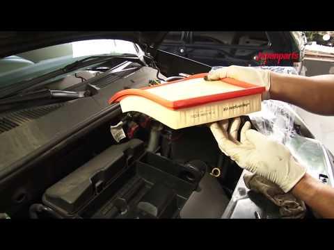 TROCA FILTRO DE AR FABR20S FIAT  MOTOR E-TORQ