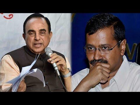 Swamy vs Kejriwal: BJP leader seeks details of Delhi CM's admission into IIT-Kharagpur