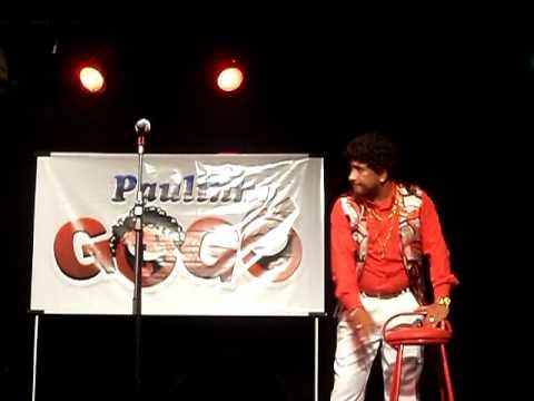 Show do Paulinho GoGo na Lona Cultural de Realengo