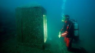 12 Secret Underwater Discoveries